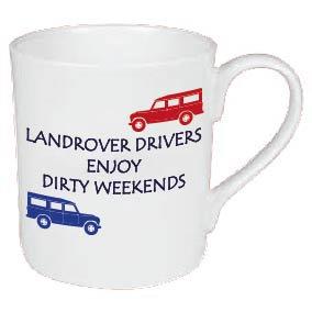 LANDROVER DRIVERS MUG