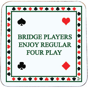 BRIDGE COASTER FOUR PLAY