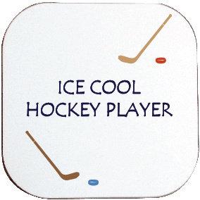 ICE COOL HOCKEY COASTER