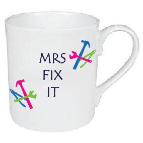 MRS FIX IT MUG