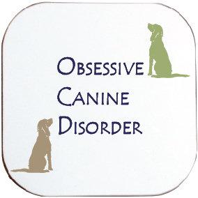 SPRINGER SPANIEL DOG COASTER