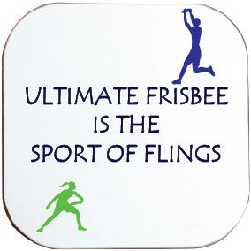 ULTIMATE FRISBEE SPORT OF FLINGS COASTER