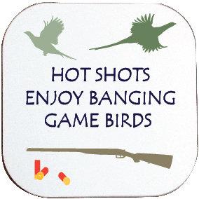 BANGING / SHOOTING COASTER