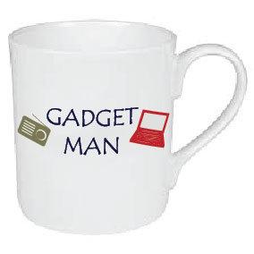 GADGET MAN MUG
