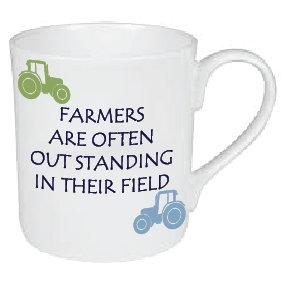 OUTSTANDING FARMERS MUG