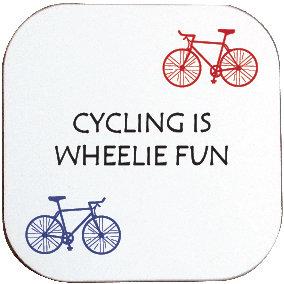 WHEELIE FUN CYCLING COASTER