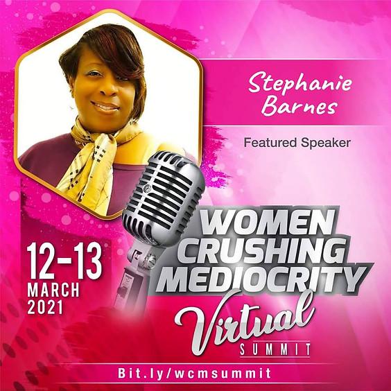 Women Crushing Mediocrity Virtual Summit