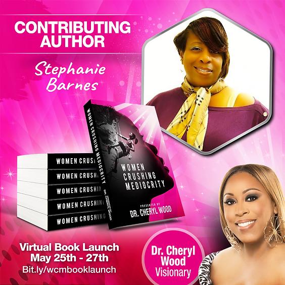 Women Crushing Mediocrity Virtual Book Launch
