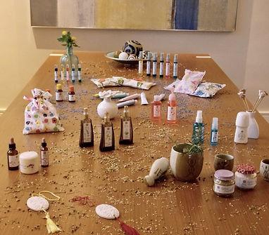 Aromaterapia produtos naturais