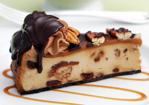 Totally Turtle Cheesecake
