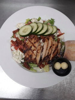 Signature Sweet Parmesan Salad with Chicken
