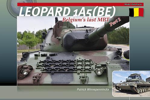 Leopard 1A5(BE) - Belgium's Last MBT Part 2