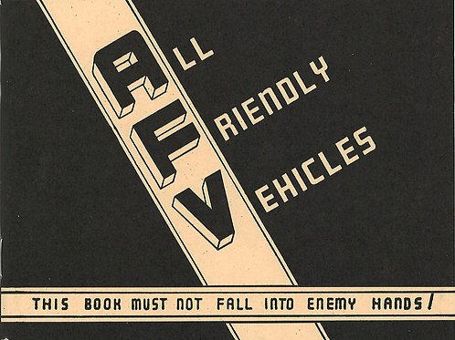 AFV- All Friendly Vehicles (1942)