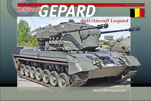 Belgian Gepard - Anti-Aircraft Leopard