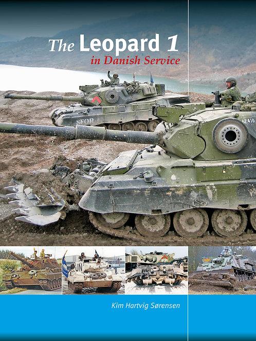 The Leopard 1 in Danish Service