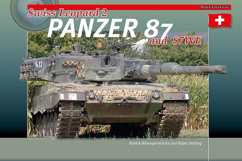 Swiss Leopard 2 – Panzer 87 and 87WE