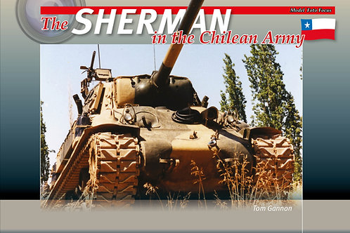 The Sherman in the Chilean Army