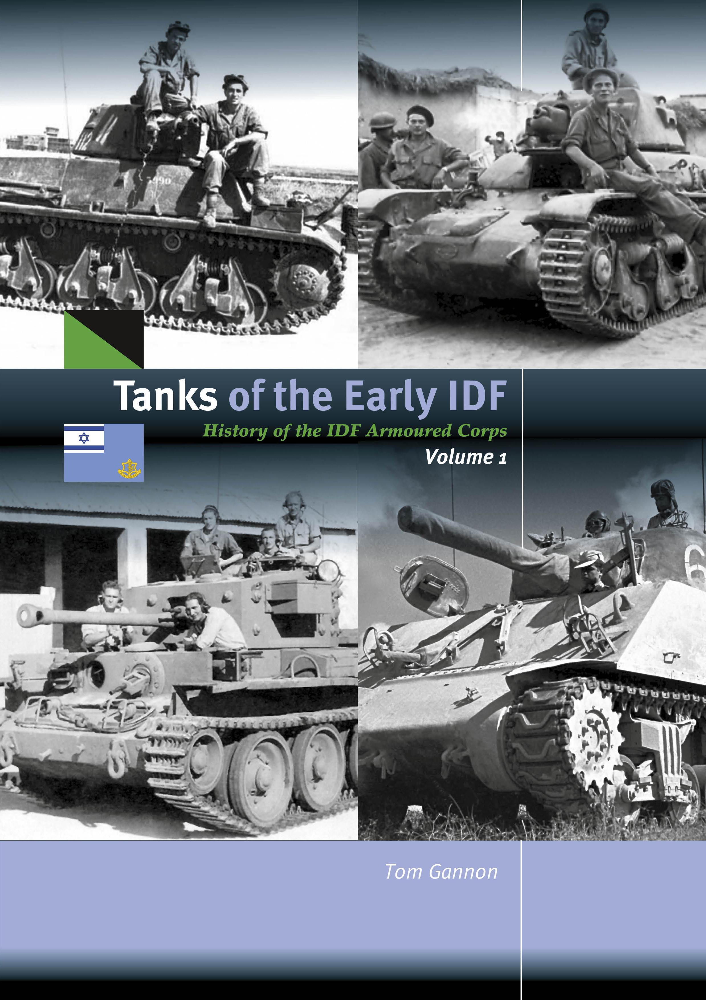 CVR_IDFEarlyTanks Vol1