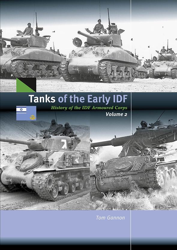 IDF Early Tanks Vol2 CVR.jpg