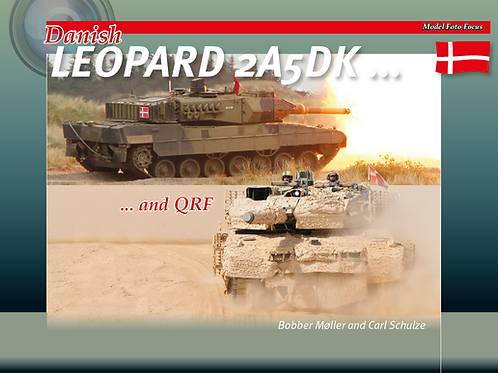 Leopard 2A5DK and QRF