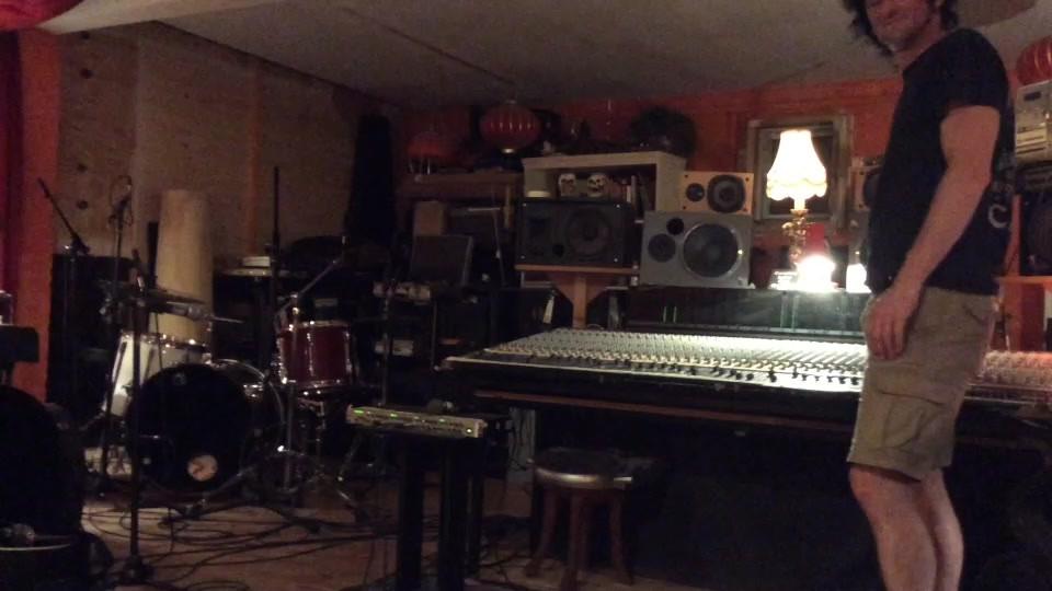 Space Eko, recording studios.