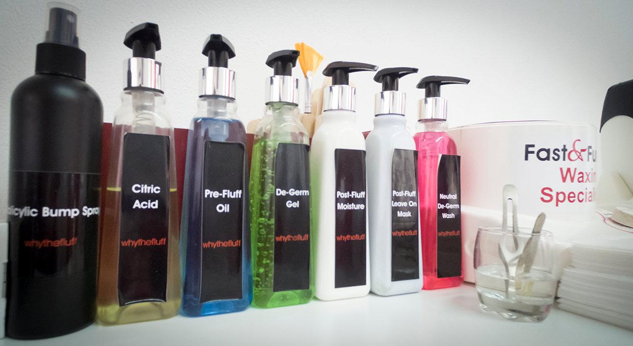 JHB Peels/ Soothing Treatments
