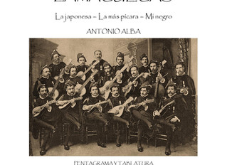 YA ESTÁ AQUÍ EL TERCER SUPLEMENTO MUSICAL