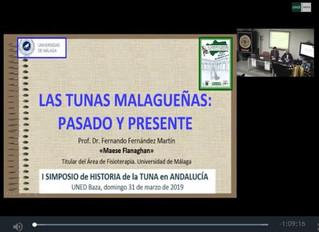 Ponencias del I Simposio de Hª de la Tuna en Andalucía (IX)