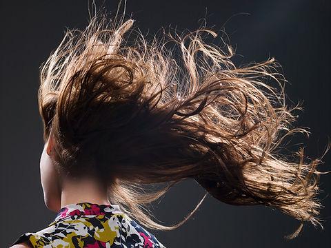 Hair Blowing