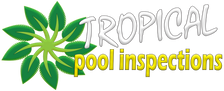 Tropical pool inspections logo