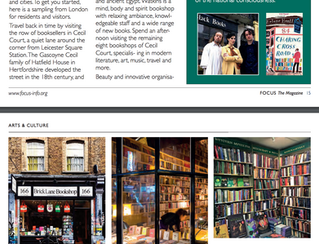 Focus on independent bookshops