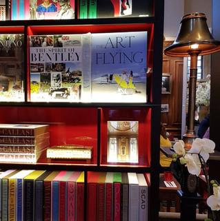 Bibliobeth review of bookshops tour