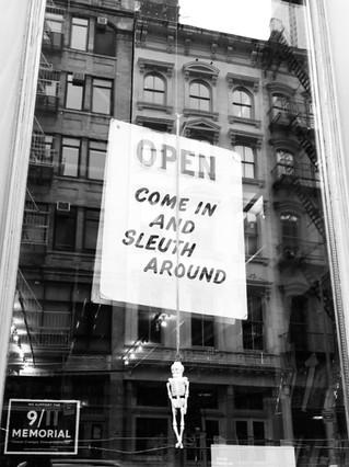 New York Bookshops