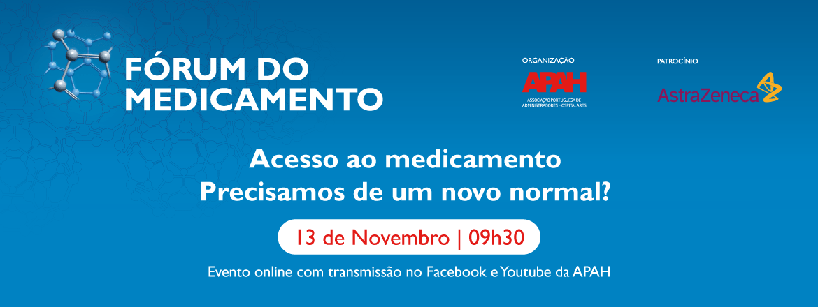 Fórum do Medicamento APAH 2020