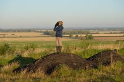 Hen Mound Caythorpe