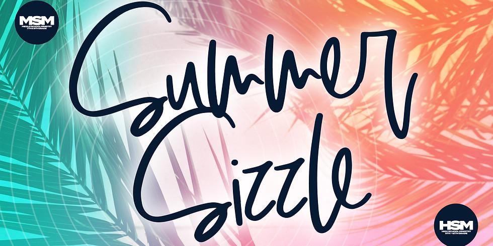 Summer Sizzle (7th-12th GR)