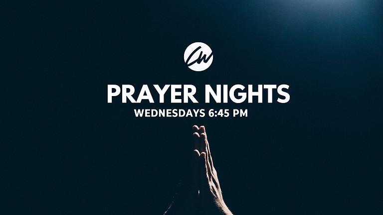Prayer Nights