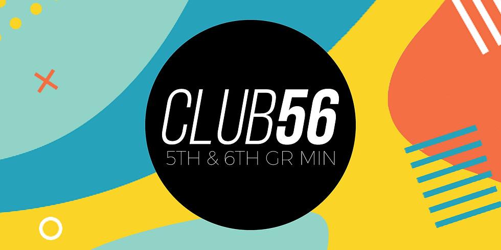 Club56 Wed PM