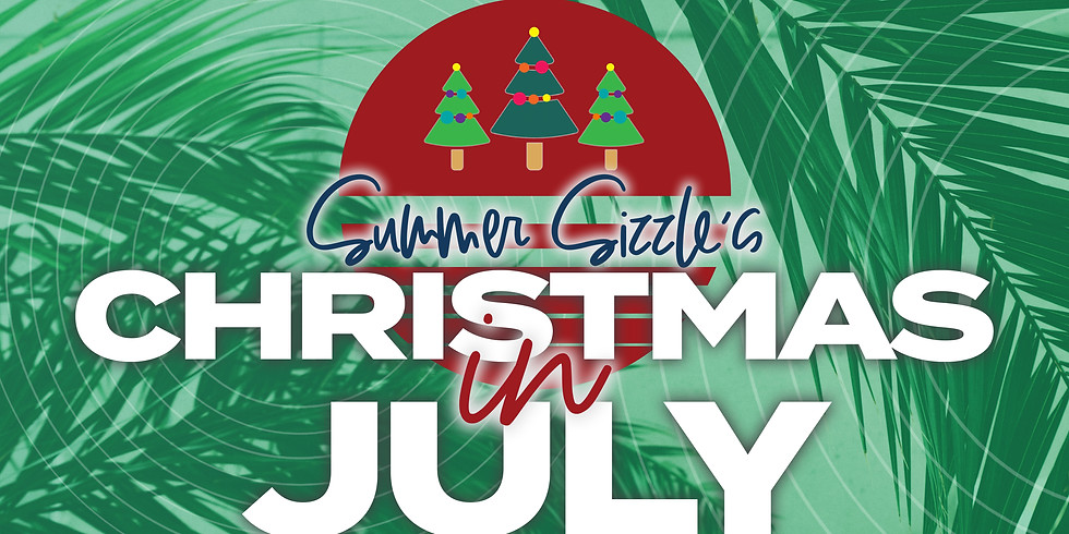 Student Ministry (5th-12th GR) CHRISTMAS IN JULY!