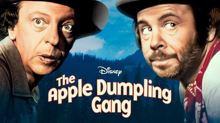 Movie on the Lawn- Apple Dumpling Gang