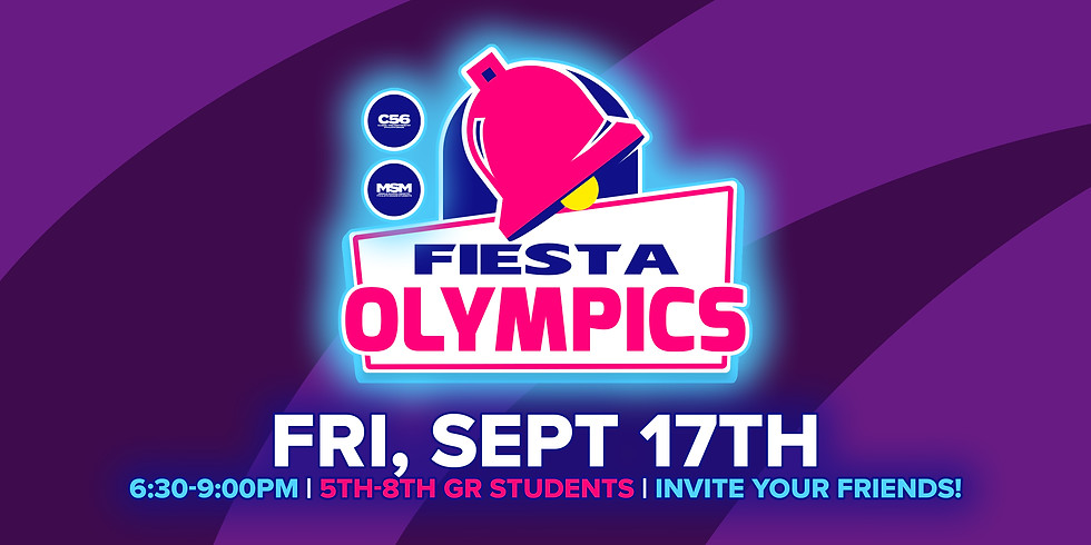 Fiesta Olympics! (5th-8th GR)