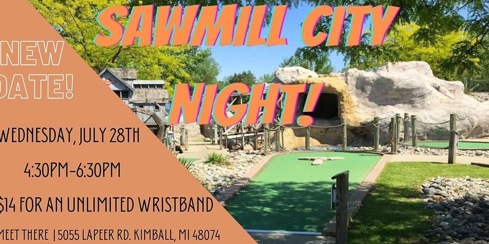 MSM (7th-8th Grade)  Sawmill City!