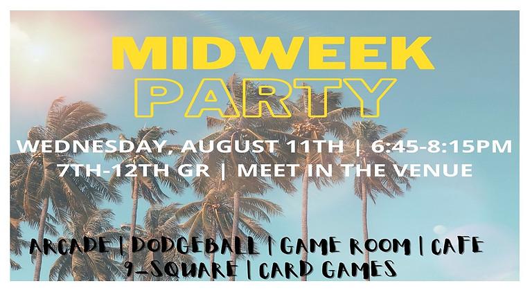 MSM & HSM Midweek Party!
