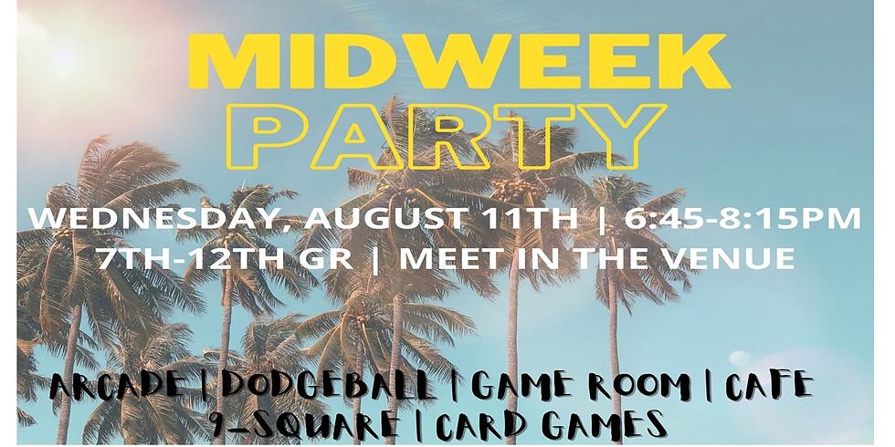 C56 & MSM & HSM Midweek Party!