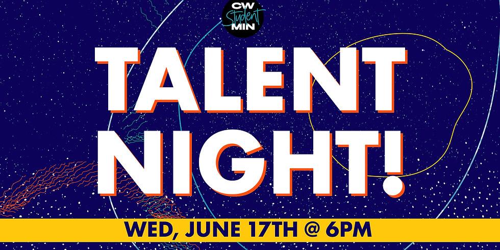 Club56 and CWYG Talent Night