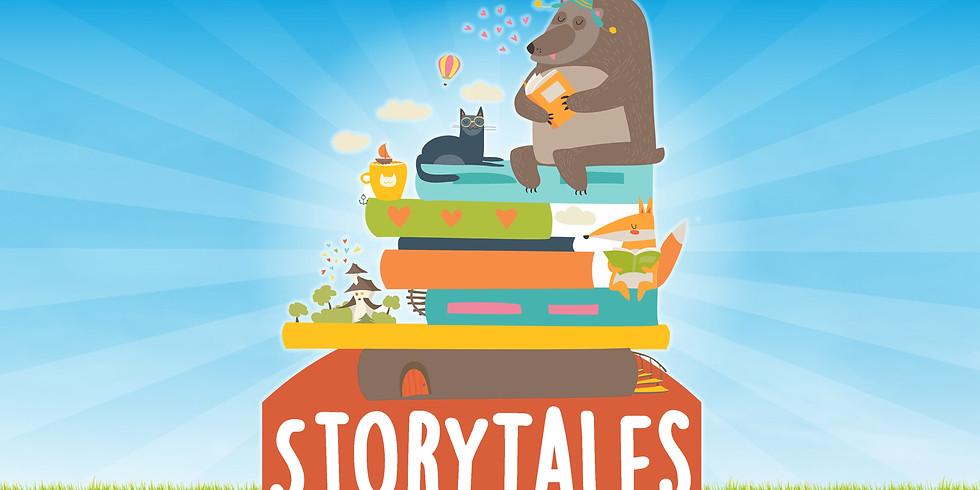 StoryTales (3 Year Olds- Kindergarten)