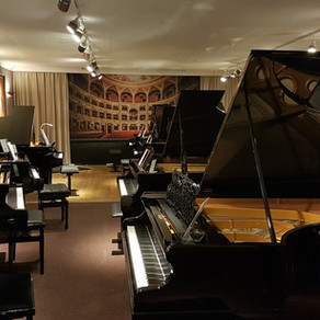 Partner in piano's