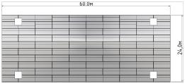 Самоподъемная платформа 100т 3