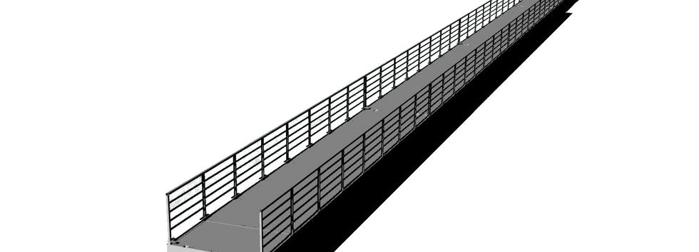 Мост пешеходный 1