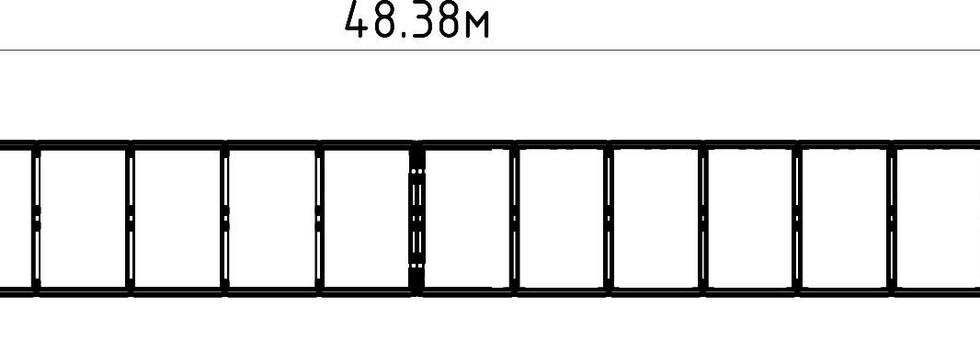 Мост пешеходный 3